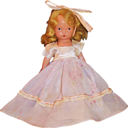 "5 1/2"" Bisque Nancy Ann Story Book Doll"