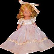 "5 1/2"" Bisque Nancy Ann Story Book Doll"