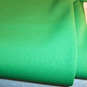 3 Yards x 66 Inches Vintage 1960's to 1970's Green Polyester Fabric