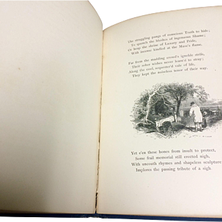 Gray's Ellegy /Wtitten In a Country Churchyard by Thomas Gray