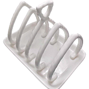 Coalport Bone China Countryware Toast Rack Letter Napkin Holder