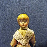 Little Girl Doll House Doll German bisque