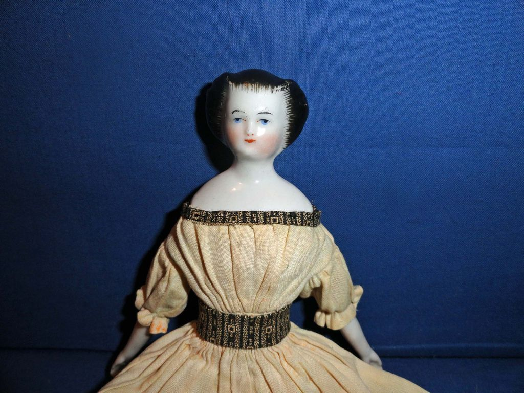 Early China 1850 with rarer hairdo