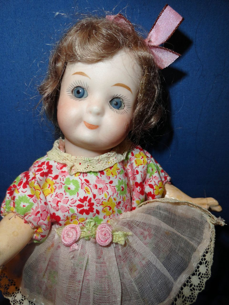 Gebruder Heubach Googly 9573 Doll