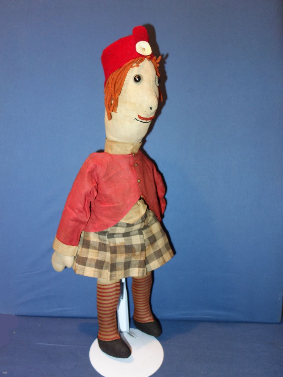 raggedy ann u0027s uncle clem by volland rare sold on ruby lane
