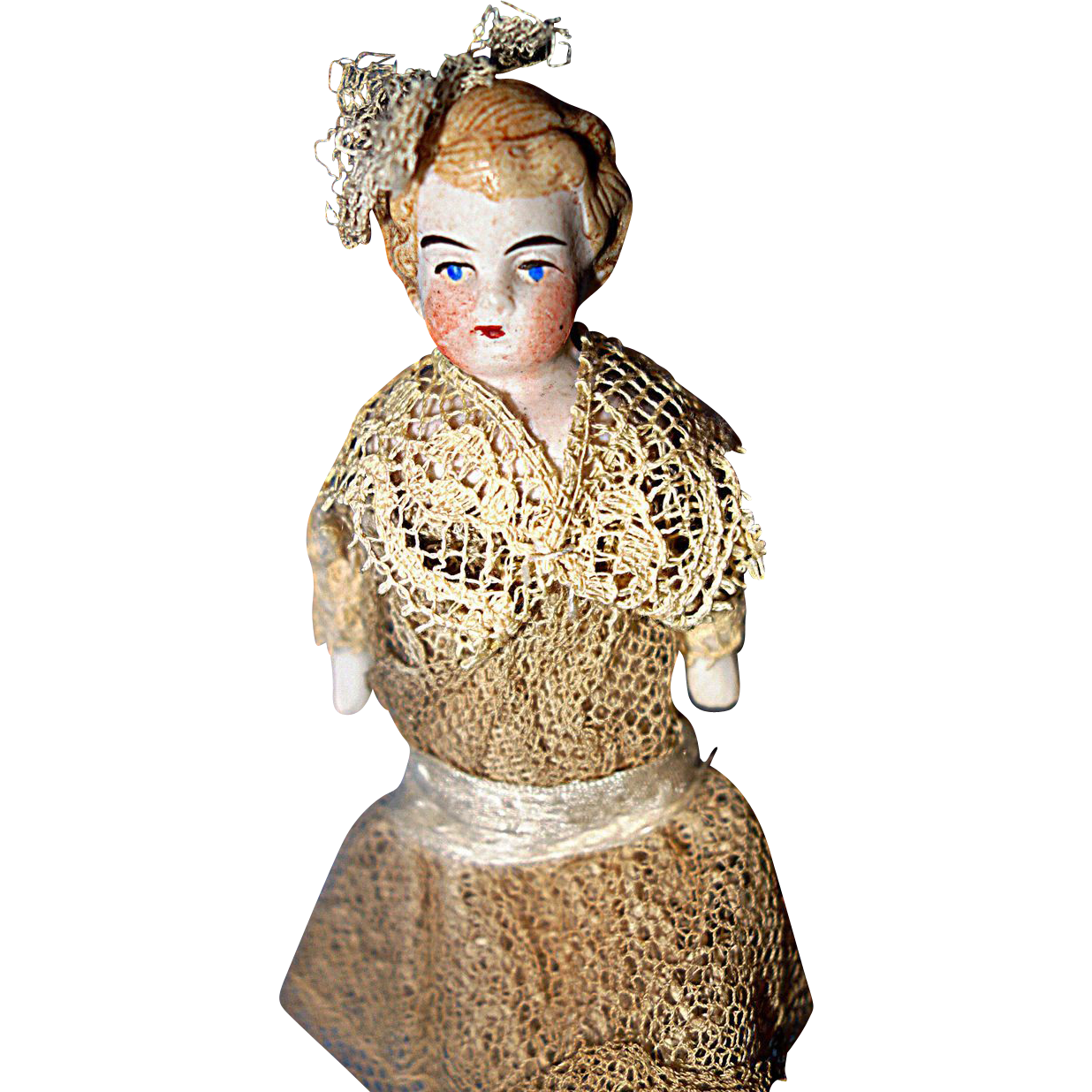 Doll House Little Girl Doll