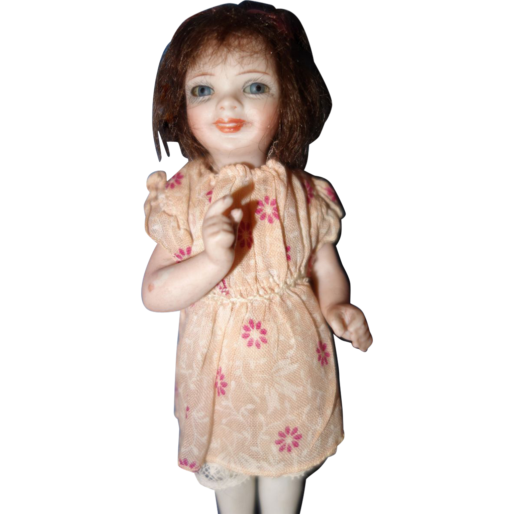 Orsini Didi All Bisque Doll