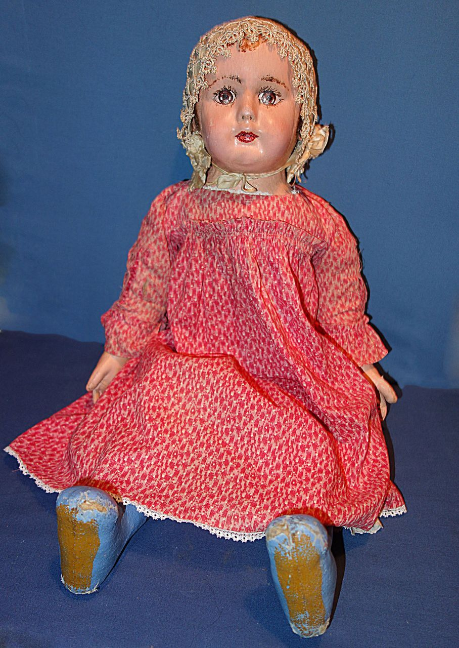 Alabama Baby Doll Red Shoes