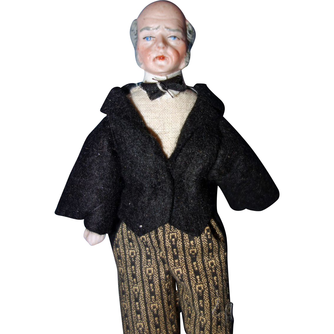 Butler Doll House Man