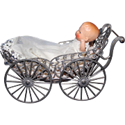 2Seater Doll carriage