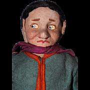 Early Lenci Farmer Doll