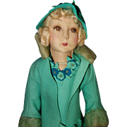 Deans Rag Book Smart Set Elegant Doll