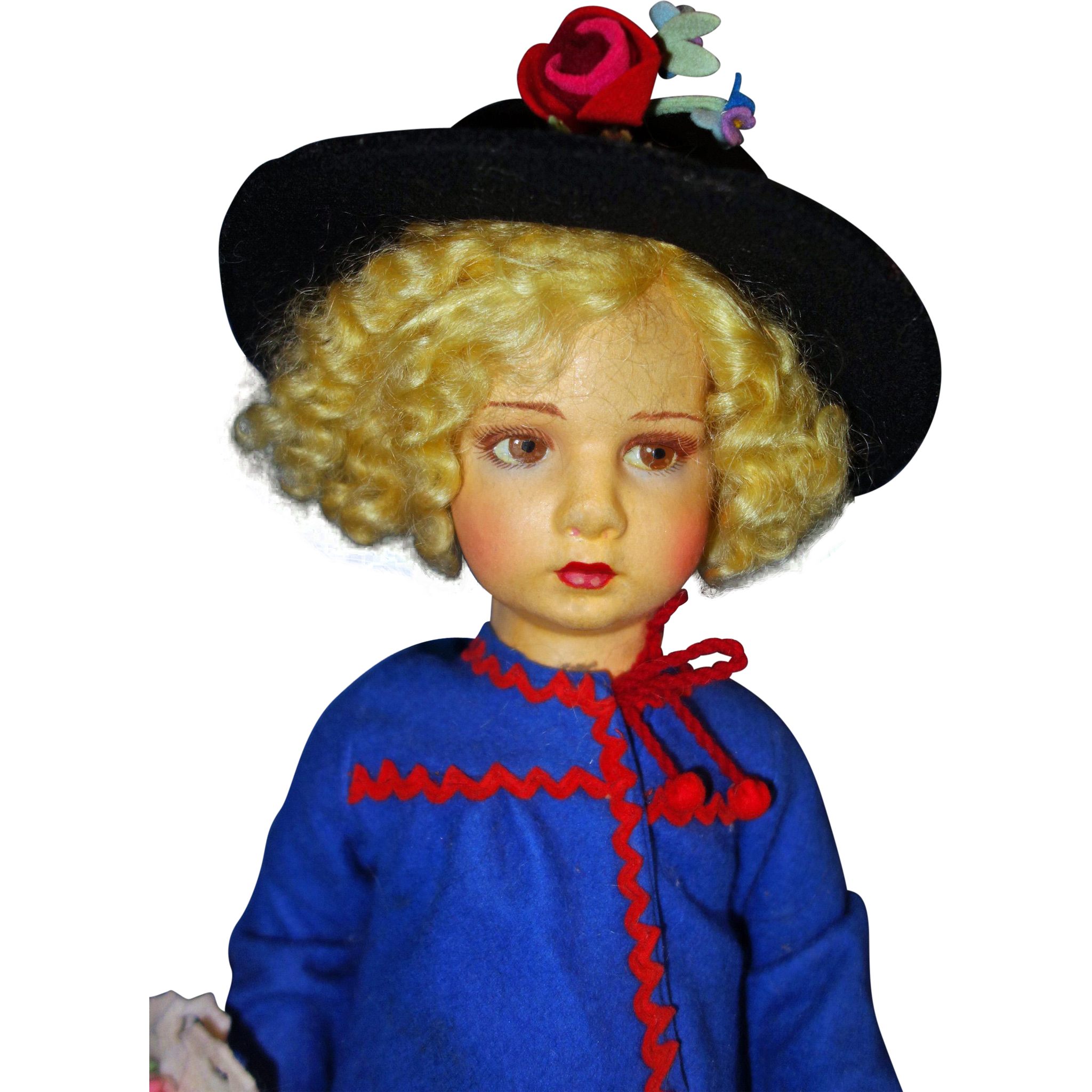 rare lenci boy from sarabernsteindolls on ruby lane