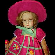16 inch Lenci Girl