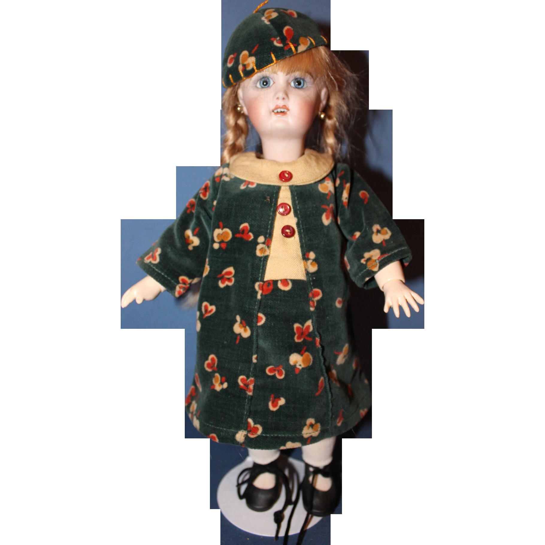 Bleuette Outfit Parisienne