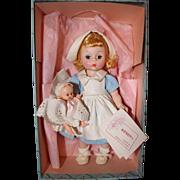 Alexander Wendykin Nurse Doll with Baby MIB