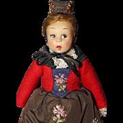 Lenci Mascotte Engadina Doll