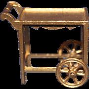 Tootsie Toy Tea Cart