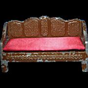 Tootsie Toy Bench