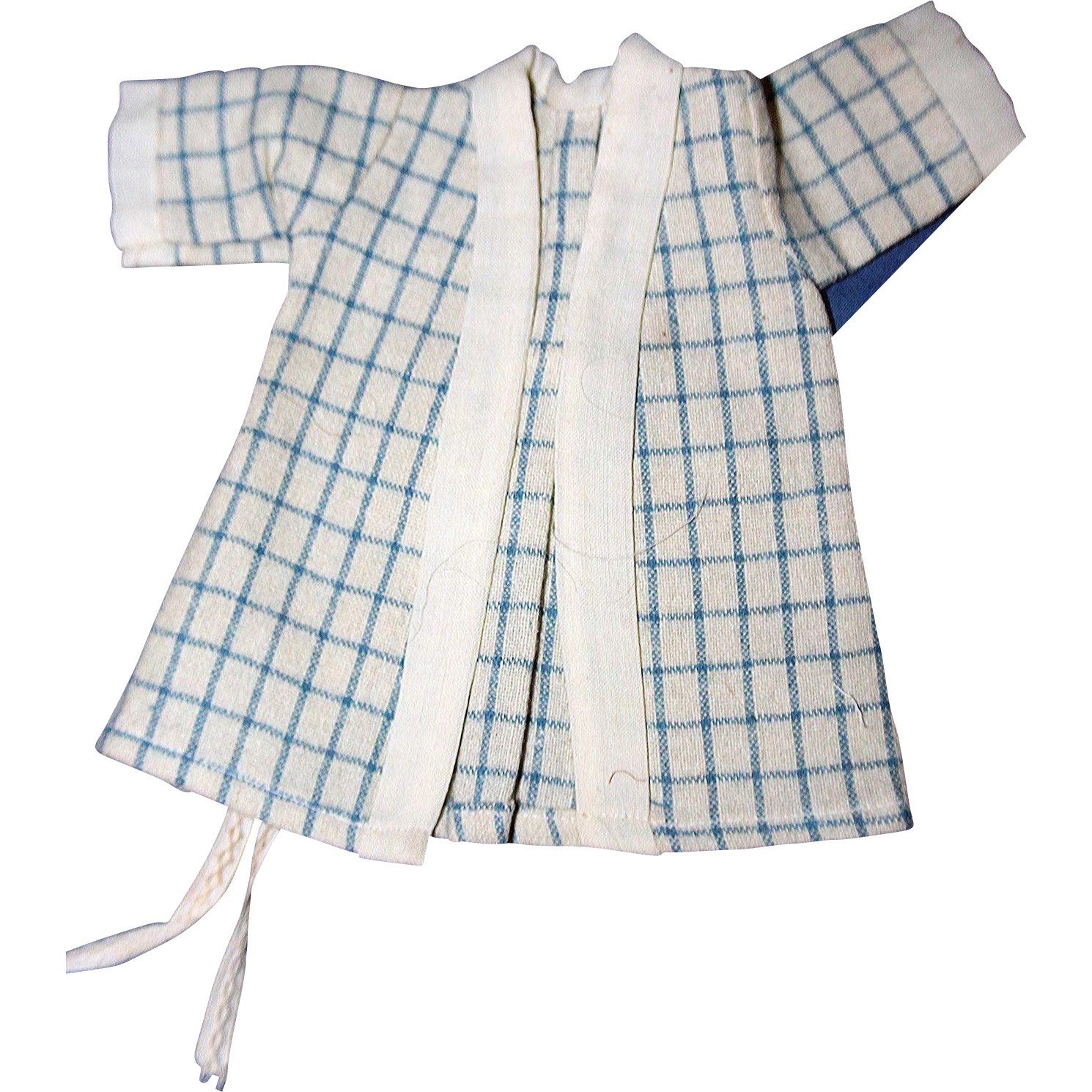 Bleuette Robe with belt