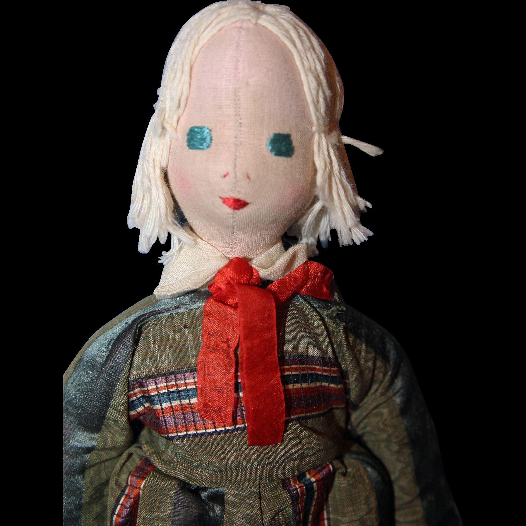 Madame Paderewski Polish Relief Boy Doll