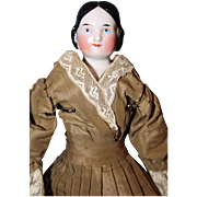 Covered Wagon China Doll Petite
