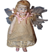 All Bisque Angel or Fairy