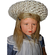 Schiaparelli hat Perfect for a large doll