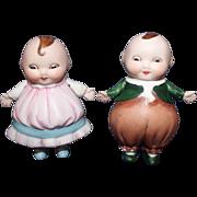 Happifats Mr and Mrs Happy Fats