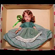 Nancy Ann Storybook Doll 161 Jennie Sets the Table