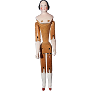 China Doll wood body