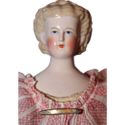 Rare Blond Pink tinted China