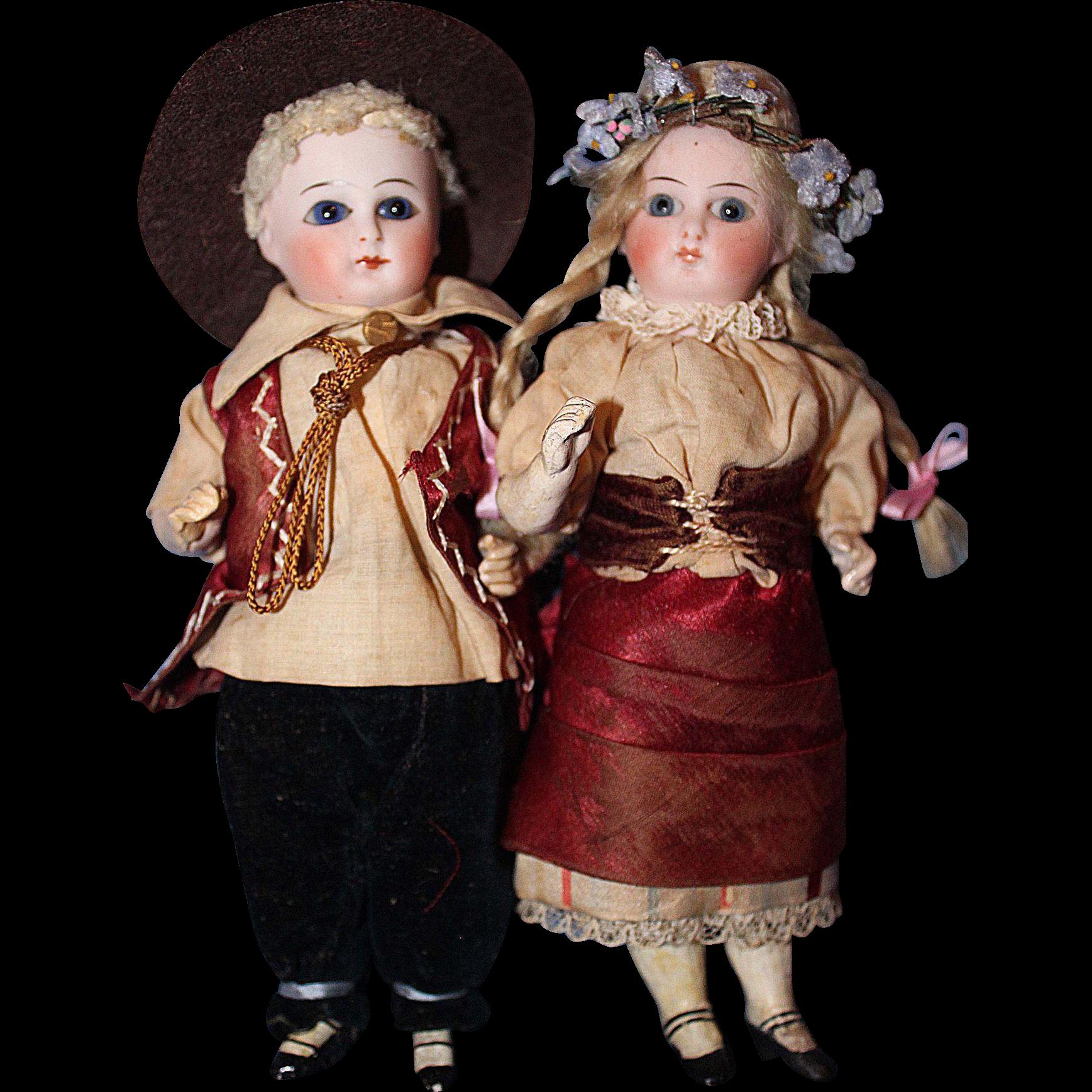 Sonnenberg German Dolls