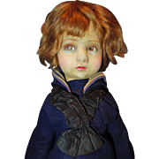 Lenci Sailor Boy Doll