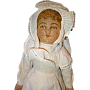 Bruckner Doll All Cloth