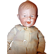 11 inch Gebruder Heubach Character doll