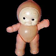 Pink Celluloid Cuddle Kewpie Doll