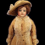 Petite French Fashion Doll