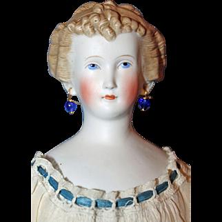 Lady Dagmar Parian Doll