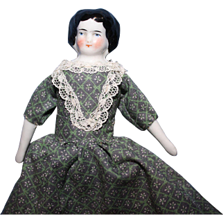 Early Small China Doll
