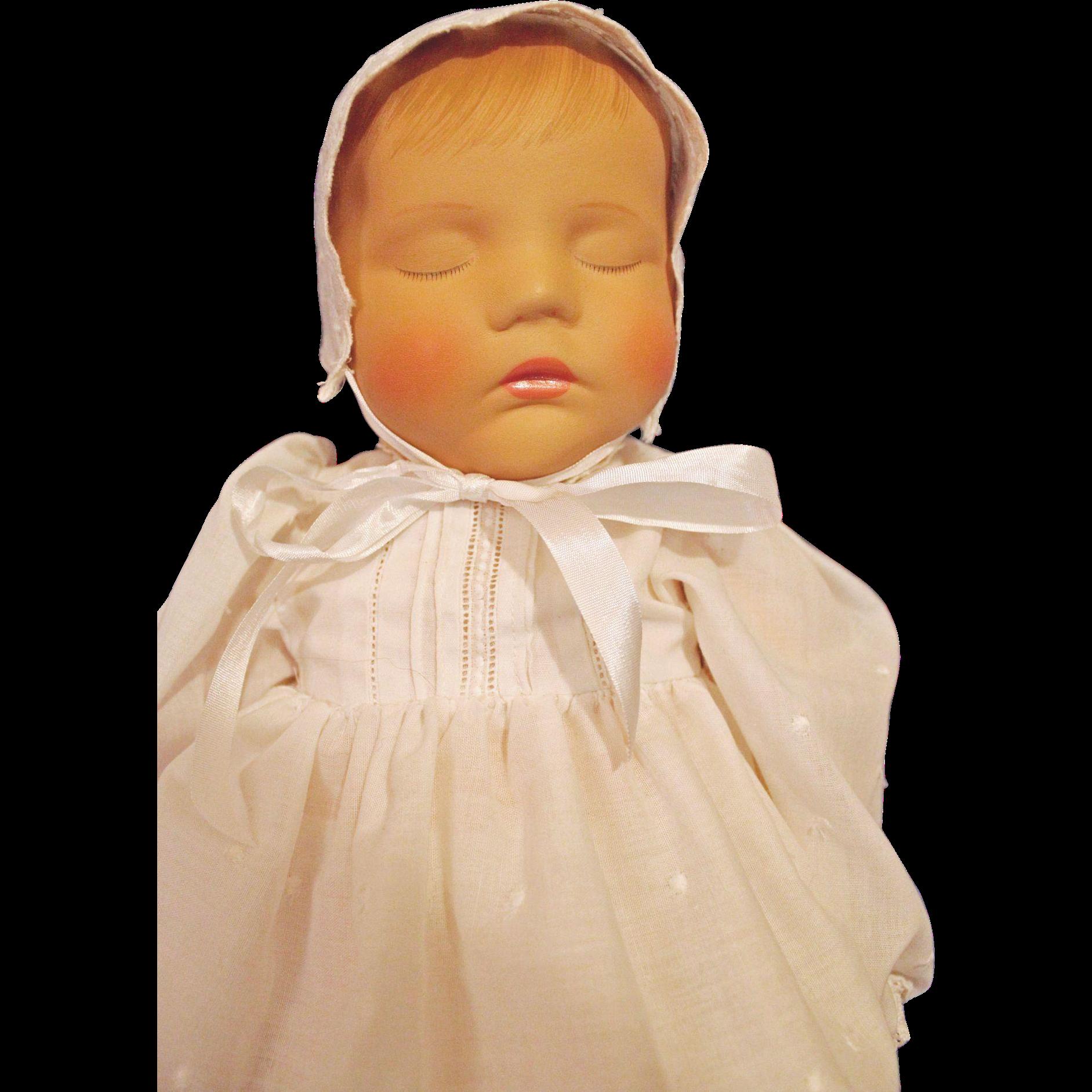Kathe Kruse Traumerchen Baby Doll