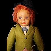 Italian Doll by Magiurin