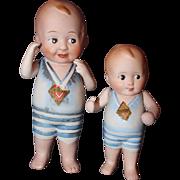 Baby Buds All Bisque Dolls