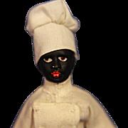 Black Doll House Chef