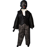 Black Doll House Man