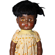 Horsman Black Doll