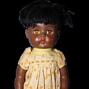 Horsman Black Doll