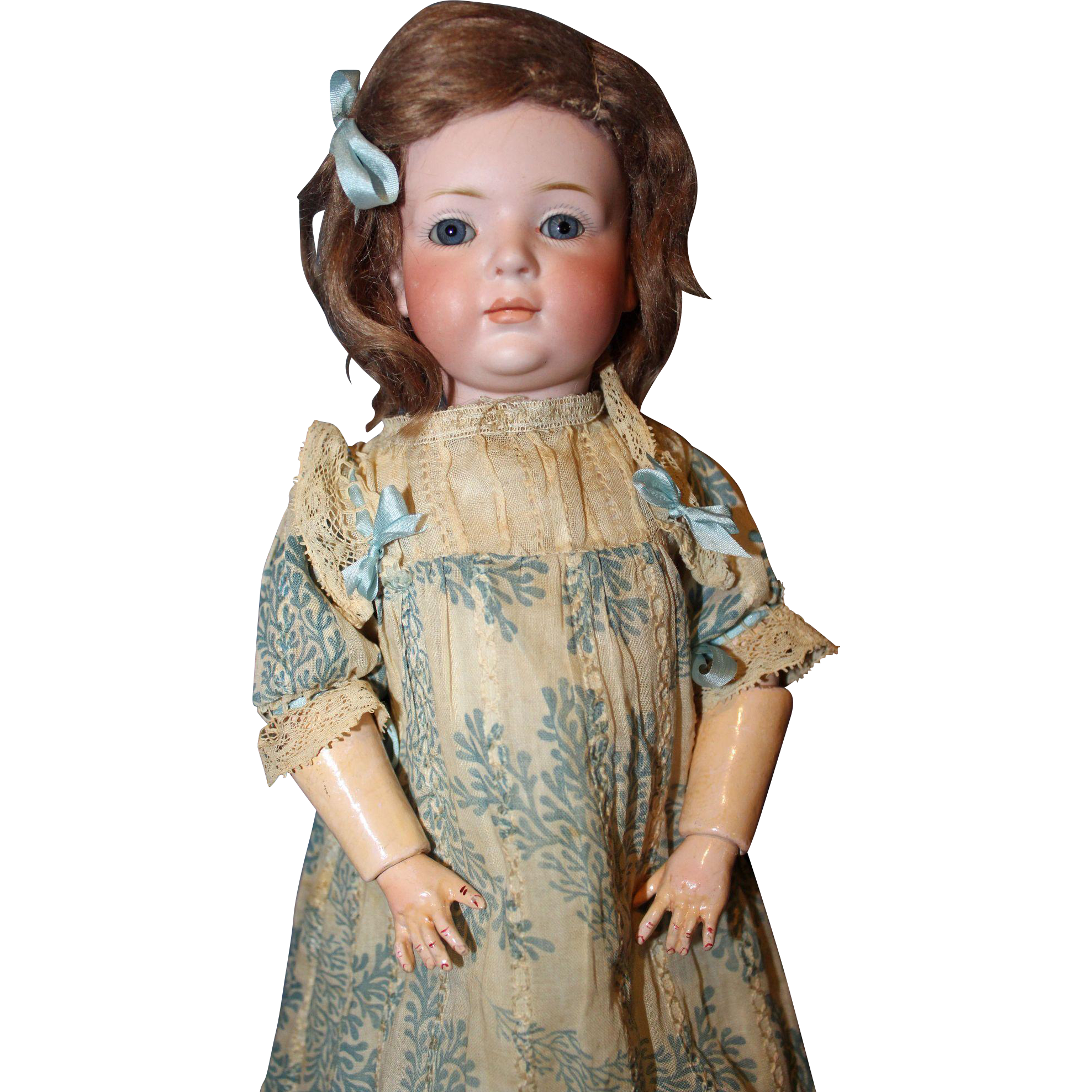 Kley and Hahn 546 Doll Glass eyes