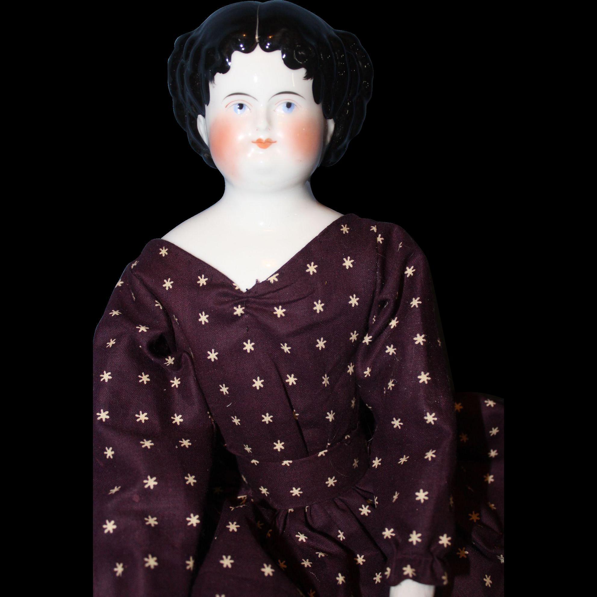 1860 China Doll Variation