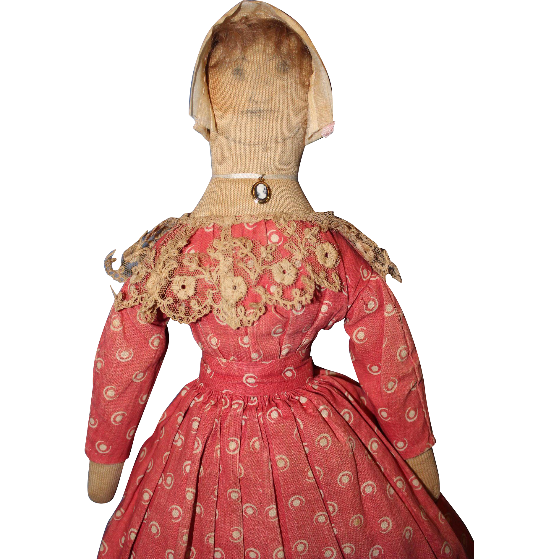 Very Early Folk Doll